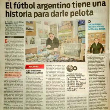 Entre Tiempos en Diario Popular