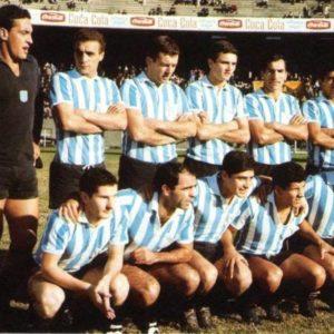 Carrizo, Pastoriza, Anido, Perfumo, Vidal y Martín (par.) Canadell, Pentrelli, Cárdenas,Ferreira y Castillo (hin.)