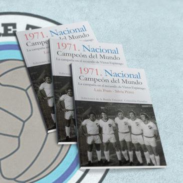 1971. Nacional Campeón del Mundo.