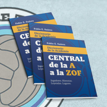 Diccionario de la Academia. Central de la A a la Zof