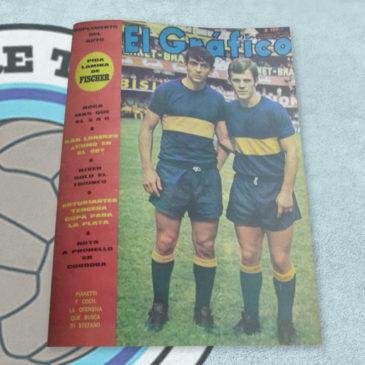 Revista El Gráfico 2577 Boca más que el 2 a 0