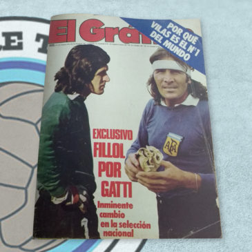 Revista El Gráfico 3025 Fillol por Gatti Inminente cambio en la selección nacional