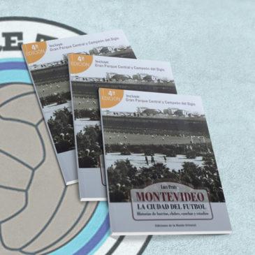 Montevideo la Ciudad del Fútbol