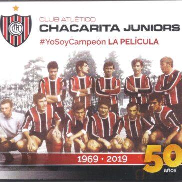 Chacarita Juniors Campeón Metropolitano 1969