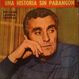 Amadeo Carrizo. Una historia sin parangón. Revista Edición Especial de River.