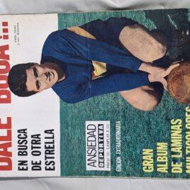 Revista Edición Extraordinaria Boca Juniors. Dale Boca!.. Gran Álbum de Láminas Multicolores