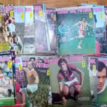 Colección De 60 Fascículos Libro De Fútbol