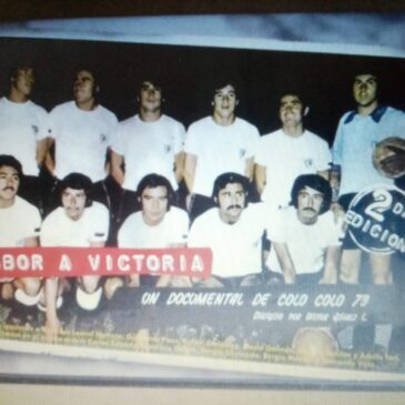 Sabor a victoria. Un documental de Colo Colo 73